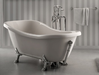 Vasche da bagno hidra ceramica - Vasche da bagno retro ...
