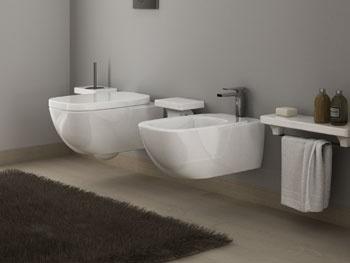 Sanitari sospesi opinioni infissi del bagno in bagno for Prezzi sanitari sospesi