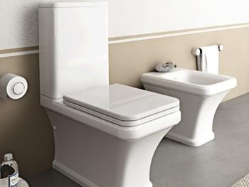 Close Coupled Sanitaryware