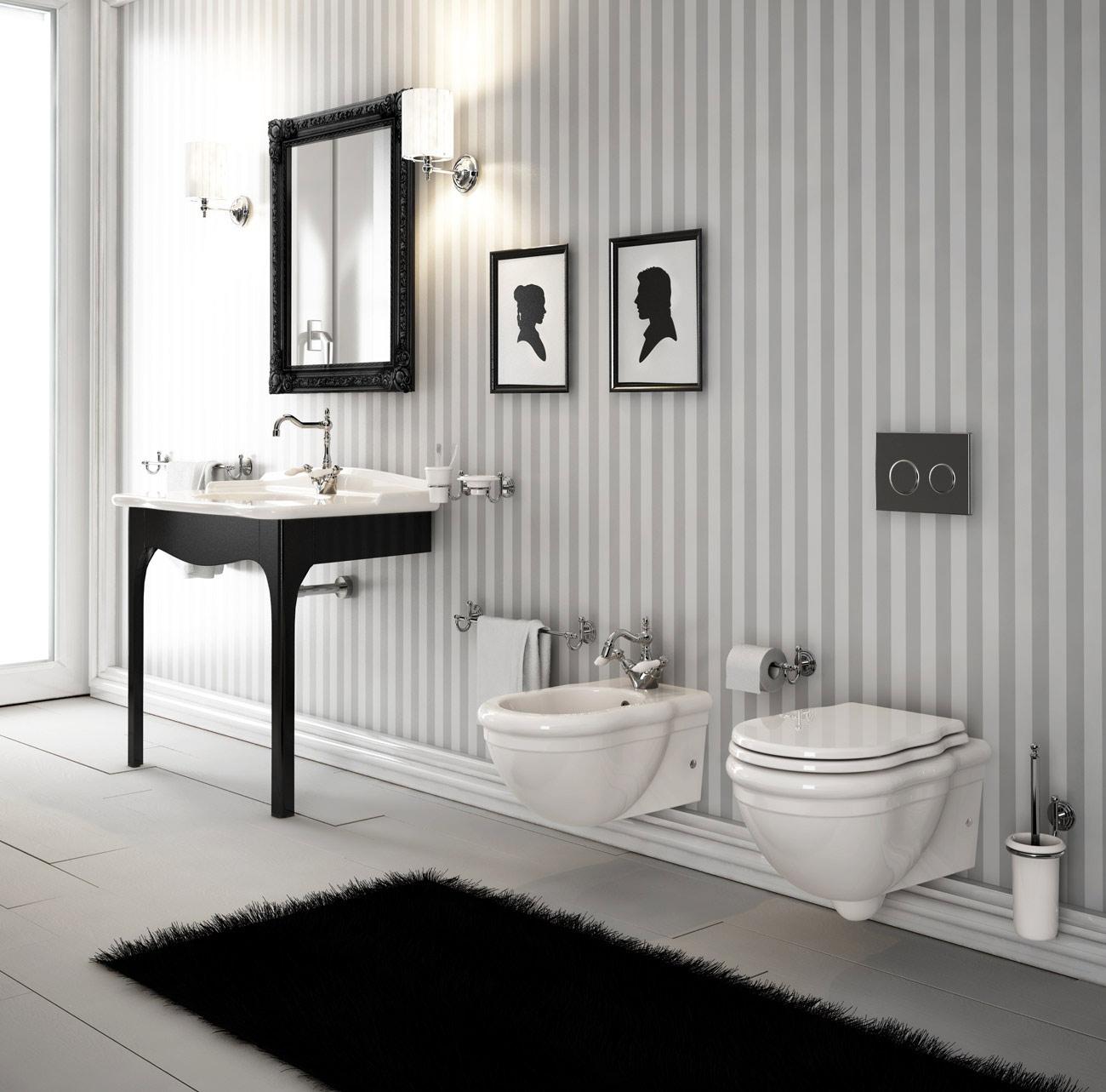 Consolle 93 monoforo ellade for Consolle bagno