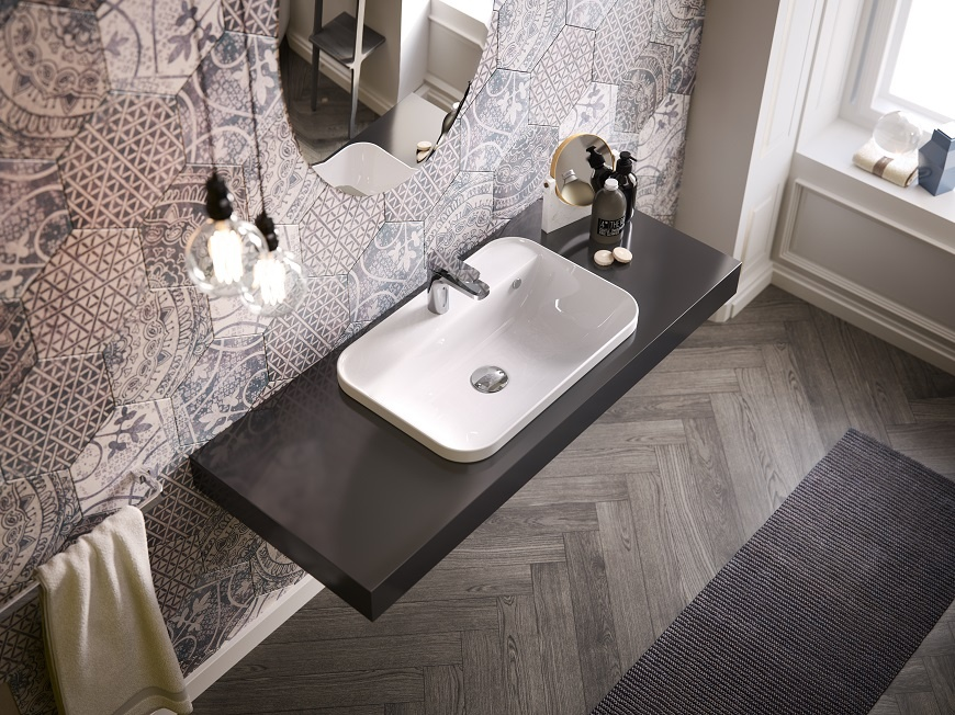 Vasca Da Bagno Incasso Sottopiano : Lavabi incasso lavabi bagno sottopiano