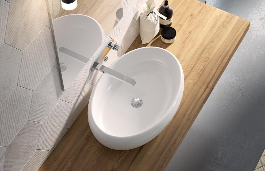 Tao countertop wash basin 60