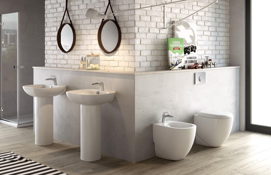 Sanitari a terra abc - Montaggio accessori bagno ...