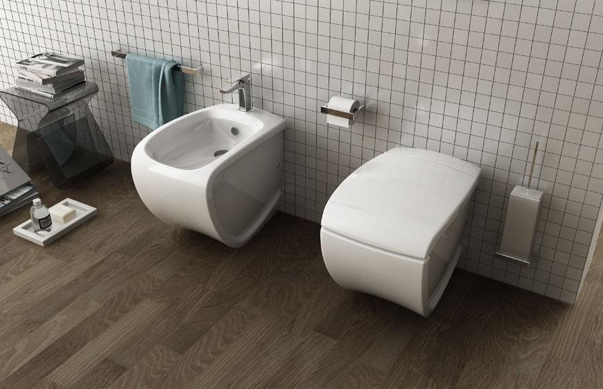 Hi Line Floor Sanitaryware